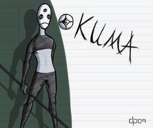 Kuma by AngryHatter