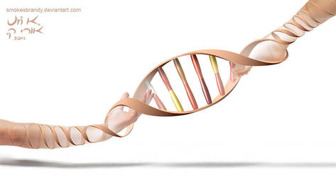 DNA Transformation 2 by SmokesBrandy