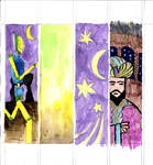 Bookmark Art by KingNot