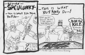 Beware Spelunky by KingNot