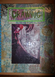 Drawing Journal 2017-2018 by KingNot