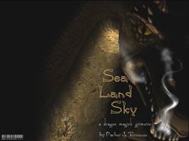 Sea Land Sky 1152x864 by parkerunfolded