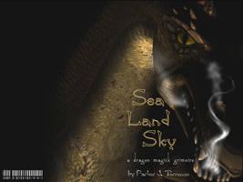 Sea Land Sky 800x600 by parkerunfolded