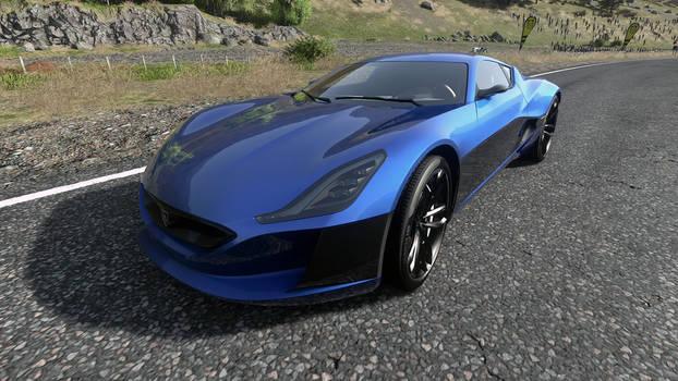 Rimac Automobili Concept_One - DRIVECLUB by Yurtigo