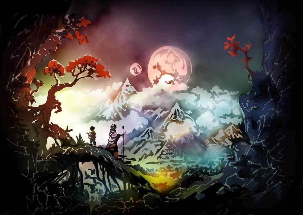 Wormworld by Jynt0