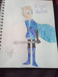 Knight Martin by Strength2727