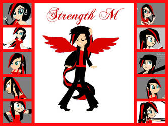 Strength collage by Strength2727