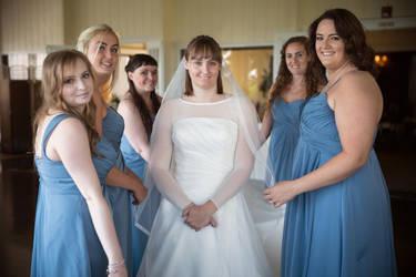 Bridesmaids! by Ahzeya