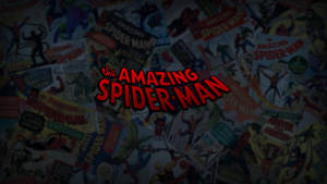 The Amazing Spider-man: 50 Years | Wallpaper by Squiddytron