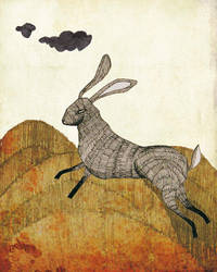 Horoscope chinois - Lapin by Polkadotdoll