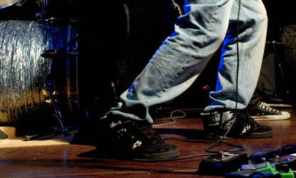 Music feet by Flaash-X