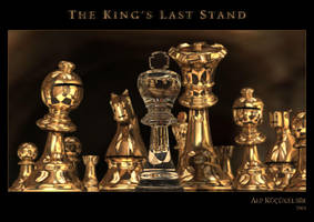 The King's Last Stand by the-panther