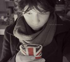 Sherlock by StrawberryCappo