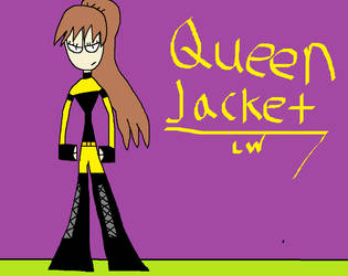 Queen Jacket by LRW0077