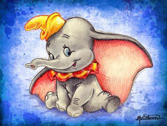 Dumbo by Man0uk