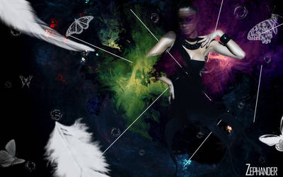 Alien feat. Nicole Scherzinger by Zephander