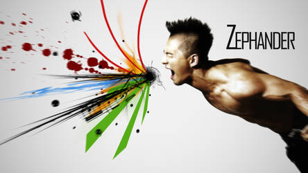 Scream v.2 by Zephander