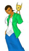 say hello 2 ma lil friend by kaseddy