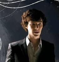 Sherlock by angelacypher