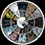 Nightys 2014 ART Summary by NightyART