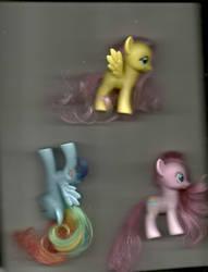 Creepy Ponies - 1 by Burossamu