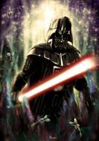 Darth Vader - The Nightmare by Robert-Shane