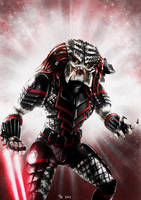 Star Wars - Sith Predator by Robert-Shane