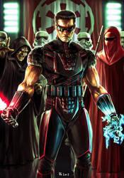 Star Wars Imperial Terminator by Robert-Shane