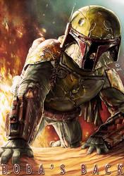 Star Wars 7 - Boba's Back by Robert-Shane