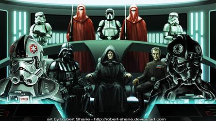 Imperial Starship Enterprise by Robert-Shane