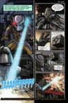 Darth Vader vs Predator - page 1 of 6 by Robert-Shane