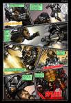 Darth Vader vs Predator - page 3 of 6 by Robert-Shane