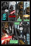 Darth Vader vs Predator - page 4 of 6 by Robert-Shane
