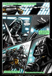 Darth Vader vs Predator - page 5 of 6 by Robert-Shane
