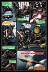 Darth Vader vs Predator - page 6 of 6 by Robert-Shane