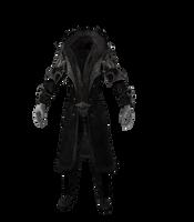 XPS TES V mods: TERA's Highelf  male robe by Tokami-Fuko