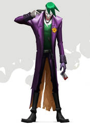 Joker by Auguy