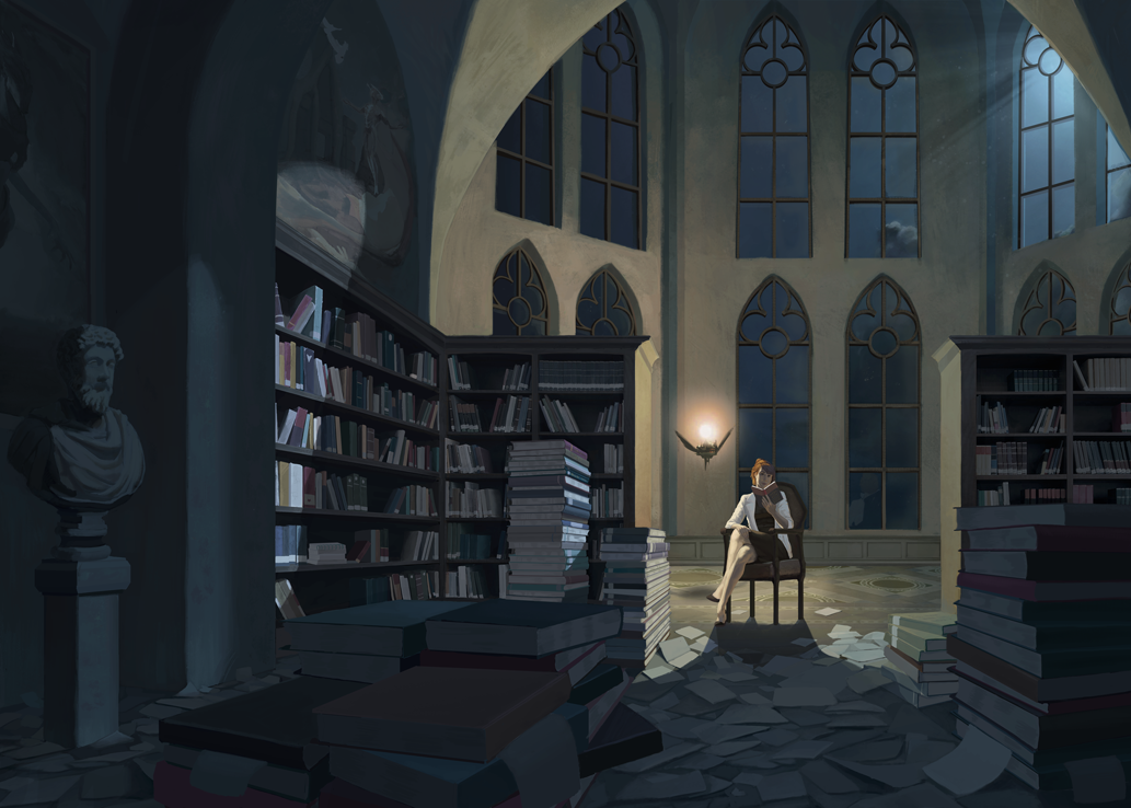 The library by Sentigon