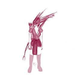 Human Archer by NikaStryx
