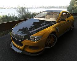 BMW M6 by stefanmarius