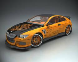 BMW M6 5 by stefanmarius