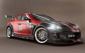 Mazda RX8 Studio by stefanmarius