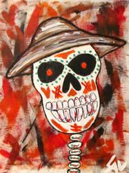 Monkey Bones Johnson by LAReal