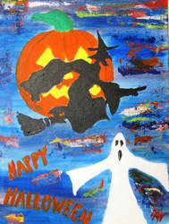 Happy Halloween by LAReal