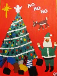 Ho Ho Ho by LAReal