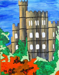 Castle Eva by LAReal