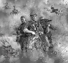 Band of Brothers by nickashman68