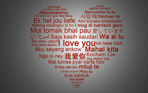 i love you in many language by aeidolf