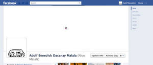 image not loading facebook timeline cover by aeidolf