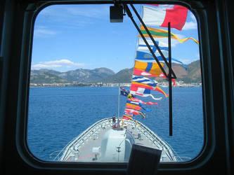 HMAS Anzac by atahan